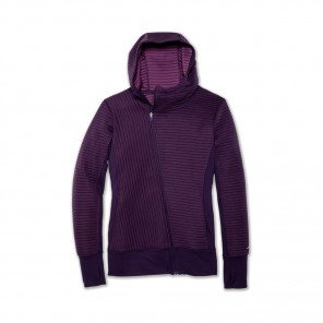 BROOKS fly-by hoddie