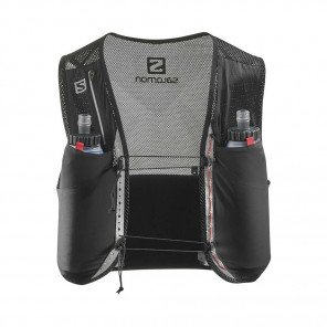 S/LAB SENSE 2 SET - black/ racing red front