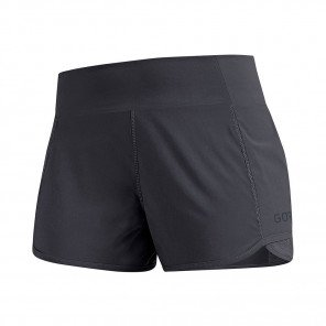 GORE R5 LIGHT SHORT | BLACK Face