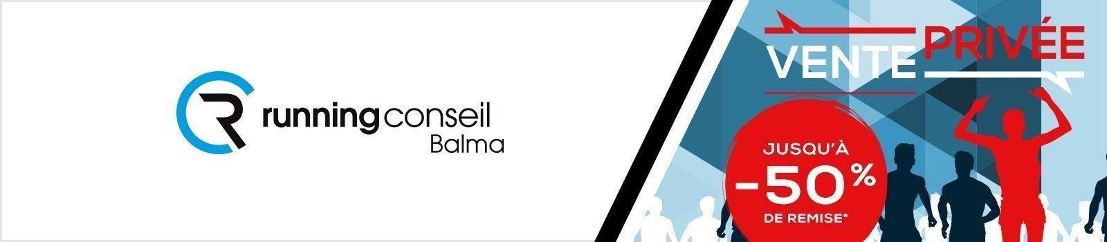 Vente Privée Running Conseil Balma