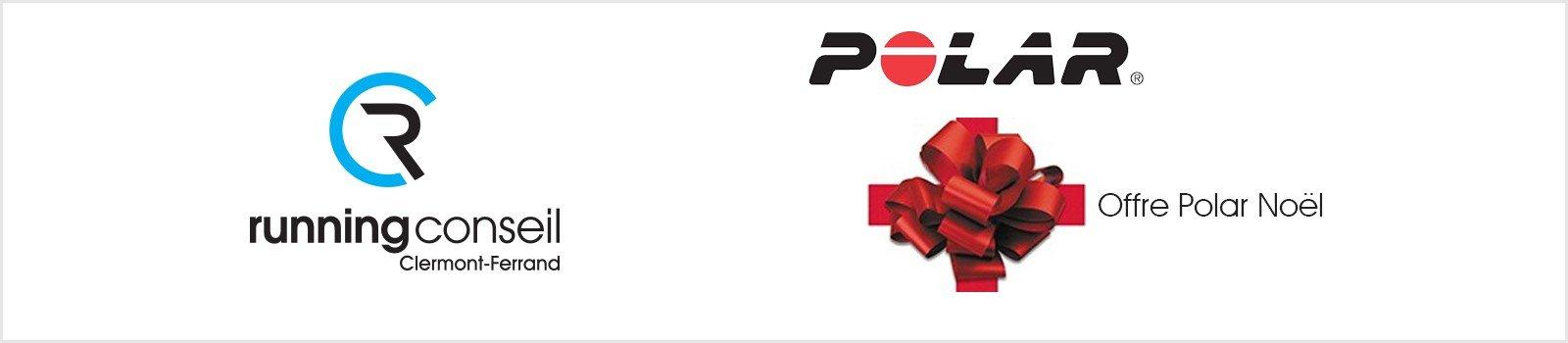 Offre Polar Noël - Running Conseil Clermont-Ferrand