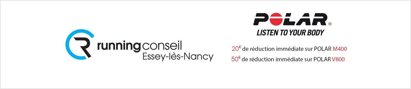 OFFRE POLAR RUNNING CONSEIL Essey-les-nancy