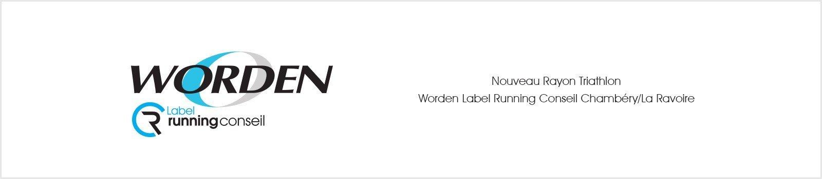 Nouveau Rayon Triathlon chez Worden Label Running Conseil Chambéry/La Ravoire