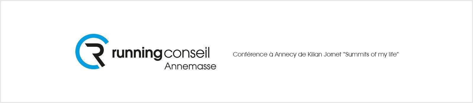 "Conférence à Annecy de Kilian Jornet ""Summits of my life"""