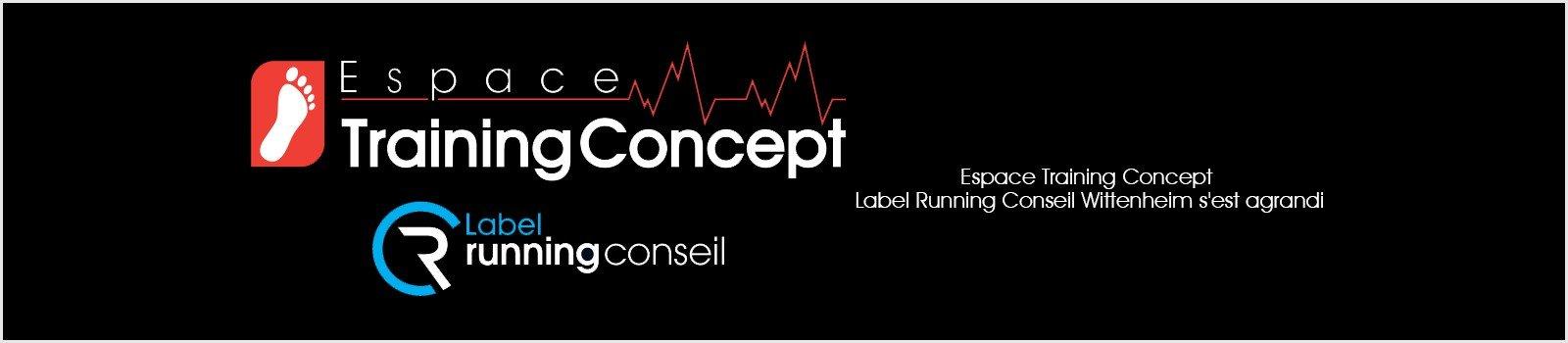 Espace Training Concept - Label Running Conseil Wittenheim s'est agrandi