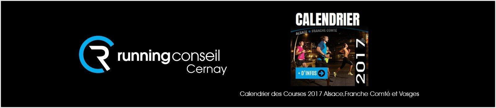 Calendrier des Courses 2017 Alsace,Franche Comté et Vosges