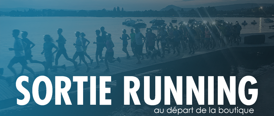 Les Runs du jeudi chez Running Conseil Annecy