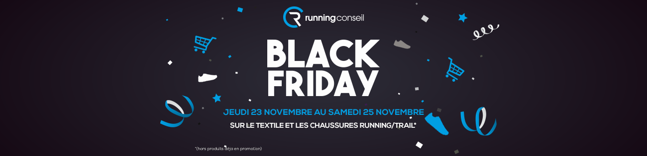Black Friday Running Conseil