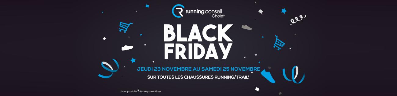 Black Friday Running Conseil Cholet