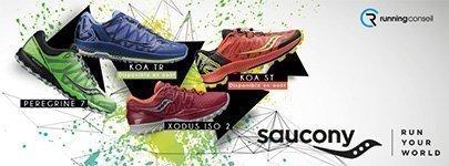 Saucony Xodus Iso 2, Peregrine 7, Koa ST, Koa TR - Running Conseil