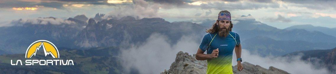 La Sportiva - Entête catégorie running conseil